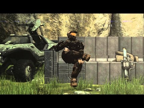 Halo Reach but theres no war