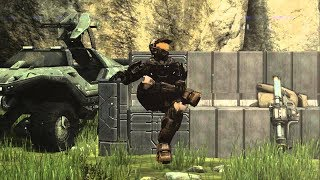 Halo Reach but there's no war