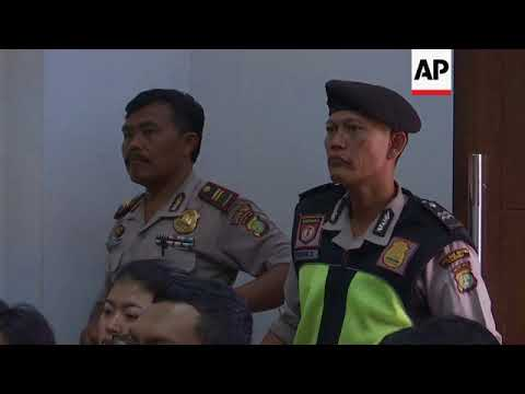 Islamic militant sentenced to 11 years for Jakarta bomb plot