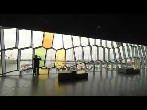Time Lapse Reykjavik Iceland Part 2