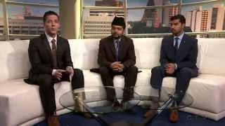 CTV: Ahmadiyya Muslim Community Saskatoon responds to Paris Shooting