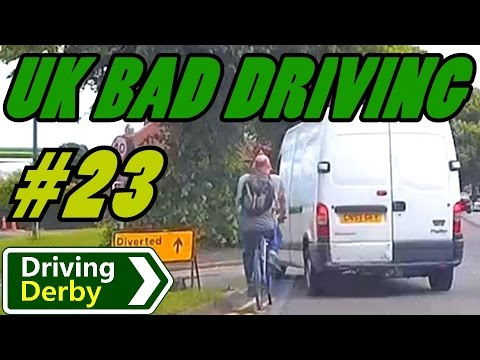 UK Bad Driving (Derby) #23