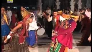 Gujarati Garba Songs -Sona No Garbo Rupano Garbo Garbo - Album : Kalyani - Singer : Kanu Patel