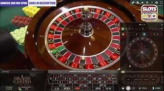 Online Roulette Epic Big Win Start 300 EURO casino streamer