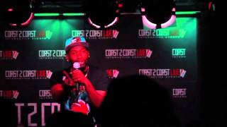 Download Euro Dough $tack$ Performs at Coast 2 Coast LIVE | NYC Edition 10/19/15 MP3 song and Music Video