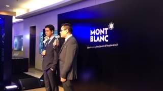MONTBLANC CELEBRATES MEISTERSTUCK 90TH ANNIVERSARY