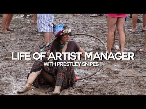 Life of Artist Manager: Rome Fortune At Hudson Project Festival