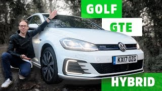 Should I buy a Golf GTE? Hybrid VW Golf review