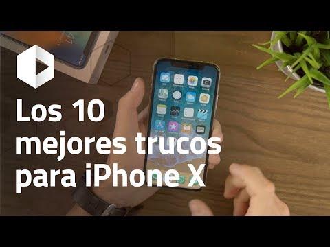 iPHONE X: 10 trucos IMPRESCINDIBLES para sacarle todo el partido