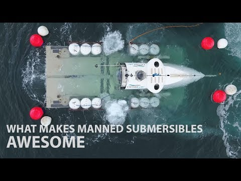 What Makes Manned Submersibles Awesome