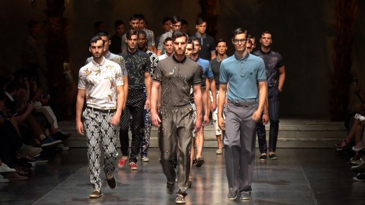 ファッション通信 予告】メンズトレンドの波に乗る!「2016春夏 ミラノ・パリ・メンズコレクション・フォーカス・パート2」 , YouTube