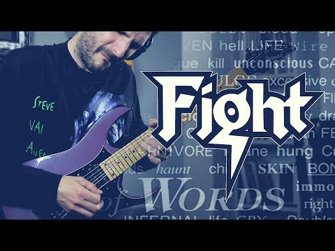 Fight - For All Eternity (Instrumental cover)