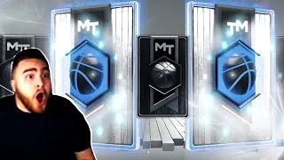 BACK TO BACK DIAMONDS!!! BEST PACK OPENING ON YOUTUBE!!! NBA 2K17 MyTeam
