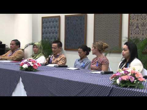 Press Conference at JISJuly 15 2014 - Full