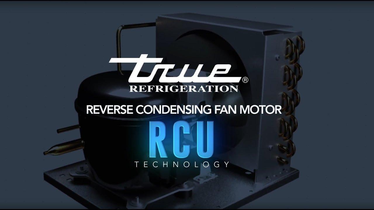 Reverse Condensing Fan Motor Rcu 1min