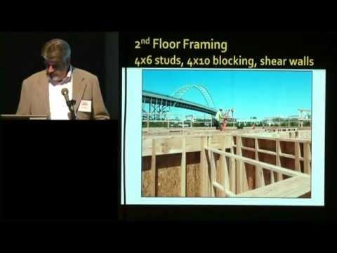 Ed McNamara, Portland Ecoroof Symposium 2012