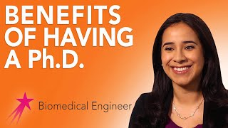 Bioengineering Careers With a Ph.D. | Biomedical Engineer Monica Moya | Career Girls