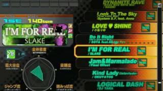 DDRMAX2 PS2 (JP) - FULL Song list Line Record