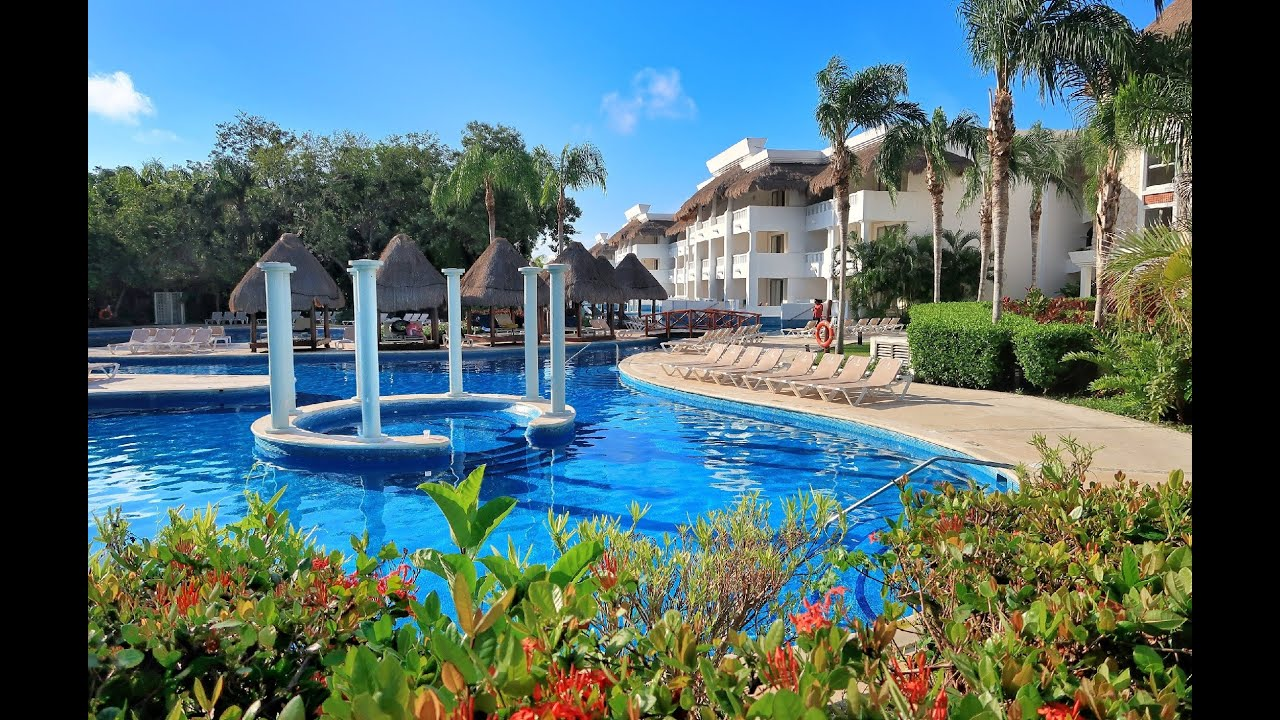 Grand Sunset Princess And Grand Riviera Princess Resorts Review