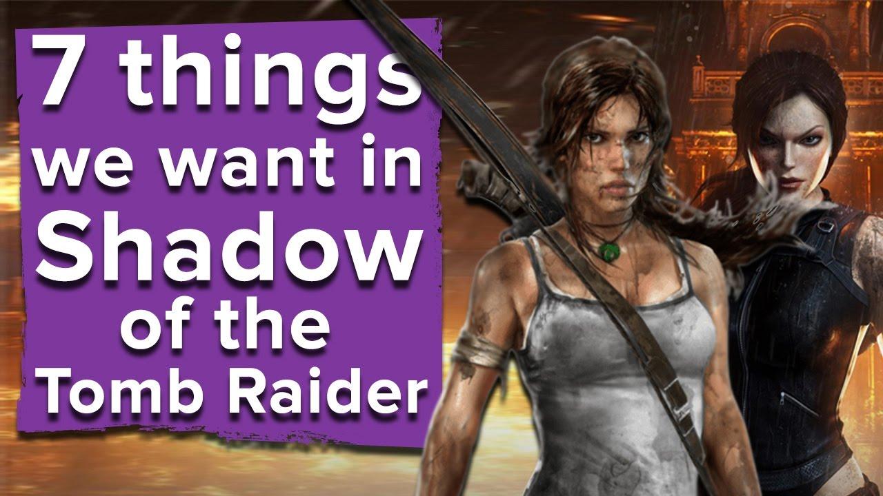 I miss getting stuck in Tomb Raider games • Eurogamer net