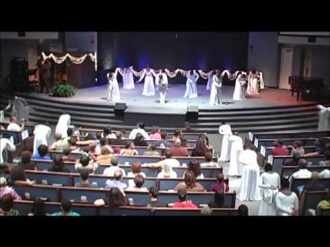 Micah Stampley Holy Visitation 2012