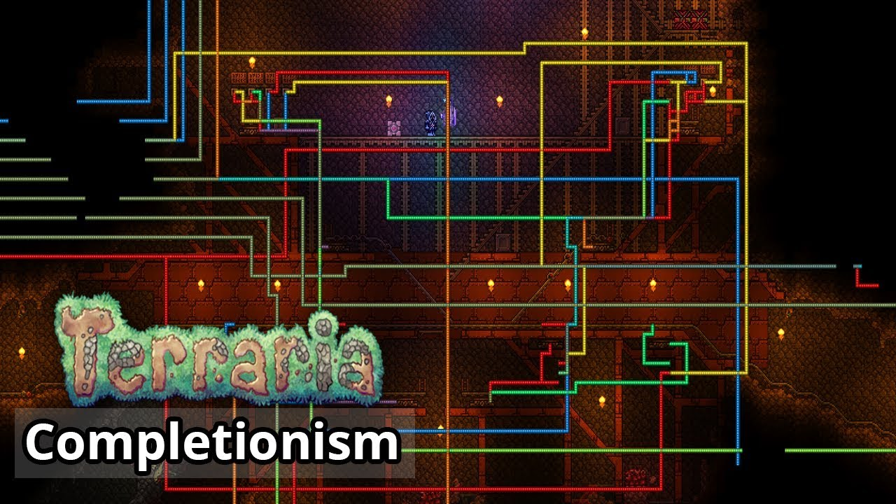 Terraria Completionism Wire Builds Train Stations Youtube Can teleport instantaneously 4 times off 1 switch click (one pair of pads activated by each wire this sort of thing starts rearing it's head when you want to set up a 3 or 4 way teleporter system to afk. terraria completionism wire builds