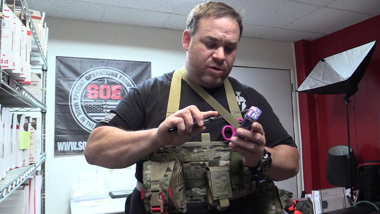 Soe Gear Review With Uncle Lance