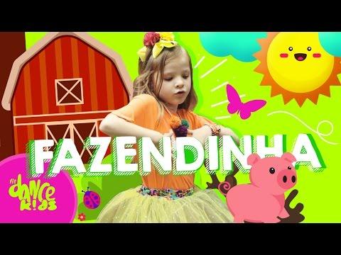 Mundo Bita - Fazendinha - Coreografia | FitDance Kids
