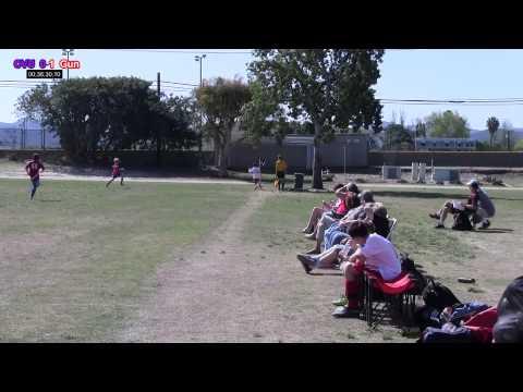 ES Gunners BU13, Conejo Valley United SC Red v Gunners , March 15, 2014