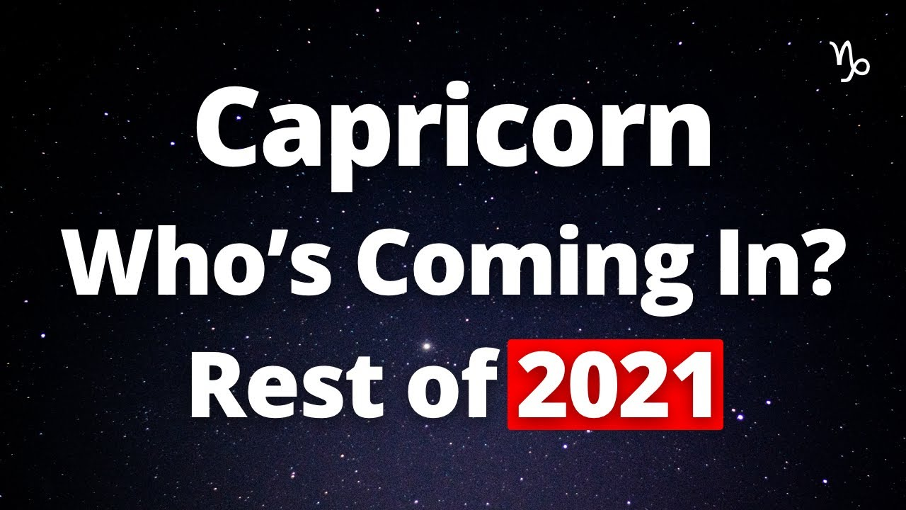 """Download CAPRICORN - """"A Dark Night of the Soul!"""" Who's Coming In? The Rest of 2021 Tarot Reading"""