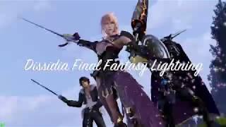 【DFFAC/DFFNT】Lightning Highlight Video【Montage】Dissidia Final Fantasy