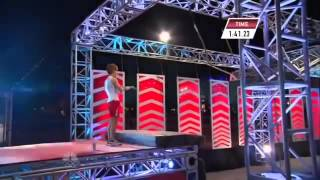 Ninja Warrior USA vs JAPAN   STAGE 3