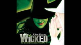 Wicked-Popular-Original Broadway Cast