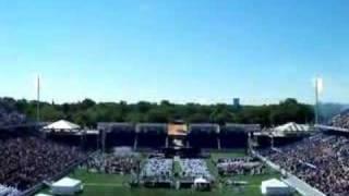 Blue Angels - Best Flyover Ever!! USNA 2008