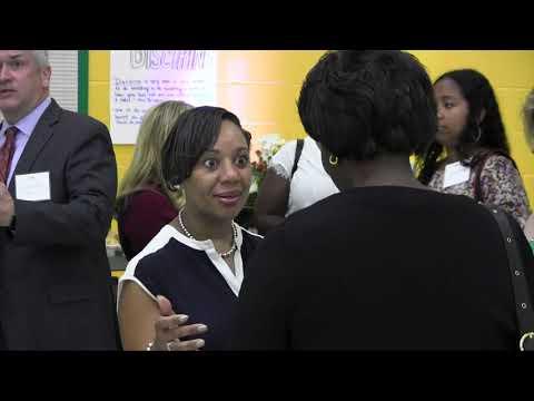 New Achievement Center at Greenbelt Middle School 7 2 19