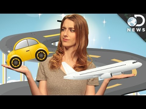 What's The Difference Between Jet Fuel and Car Fuel?