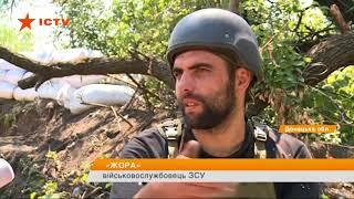 Огневые точки в окнах, техника в ангарах: во что враг превратил рынок на Донбассе