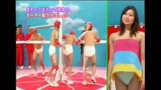 Раздень девушку! Японское шоу!