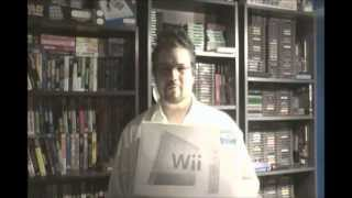 Wii Mini system Review Indifferent Video Game Nerd