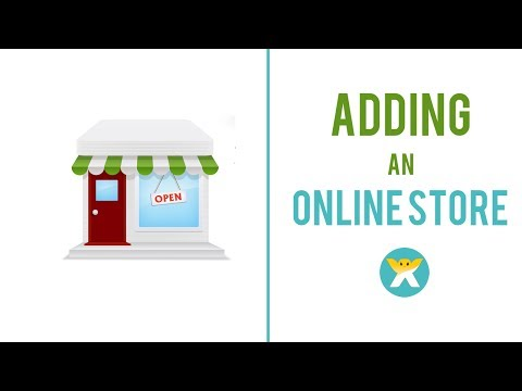 How to add an Online Store to your Wix website | Wix my Website