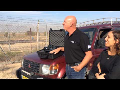 West Hempstead Community TacSight to Nahal Oz on the Gaza Border