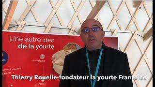 La Yourte Française au Salon Atlantica 2020 (Magazine décision)