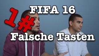 FIFA 16 - Falsche Steuerung - Teil 1