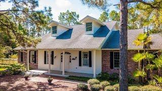 Secluded Custom Built North Port, Florida Home | Preferred Shore | 5731 ESTATES DR