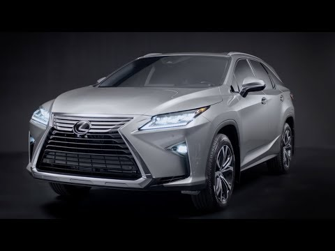 Walkaround Tour And Review 2018 Lexus Rx Series L