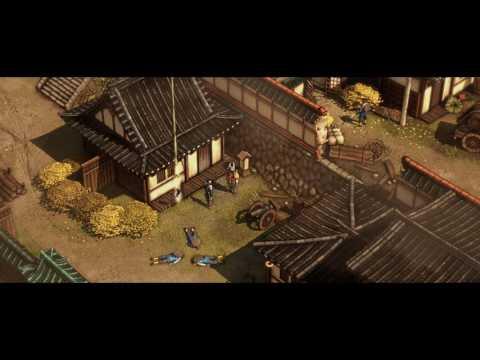 Shadow Tactics Blades of the Shogun Demo  Mission Osaka Castle
