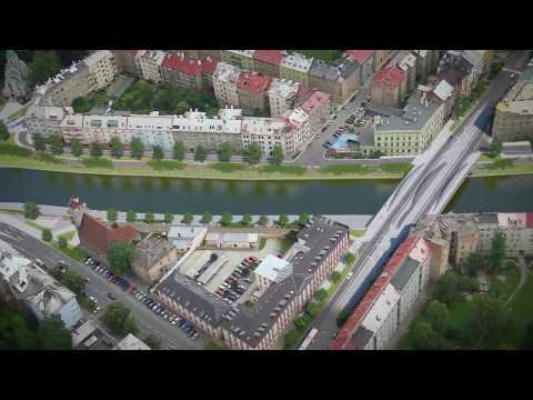 Protipovodňová ochrana Olomouce II.B etapa