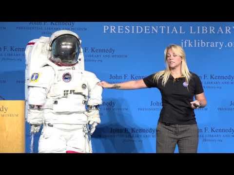 NASA Engineer Su Curley on how spacesuits protect astronauts