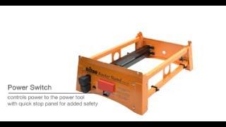 Triton Router Stand RSA300
