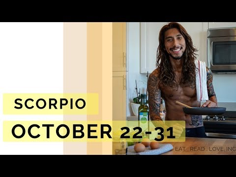 "SCORPIO SOULMATE ""THE WAIT IS OVER"" OCT 22 31 WEEKLY TAROT READING"